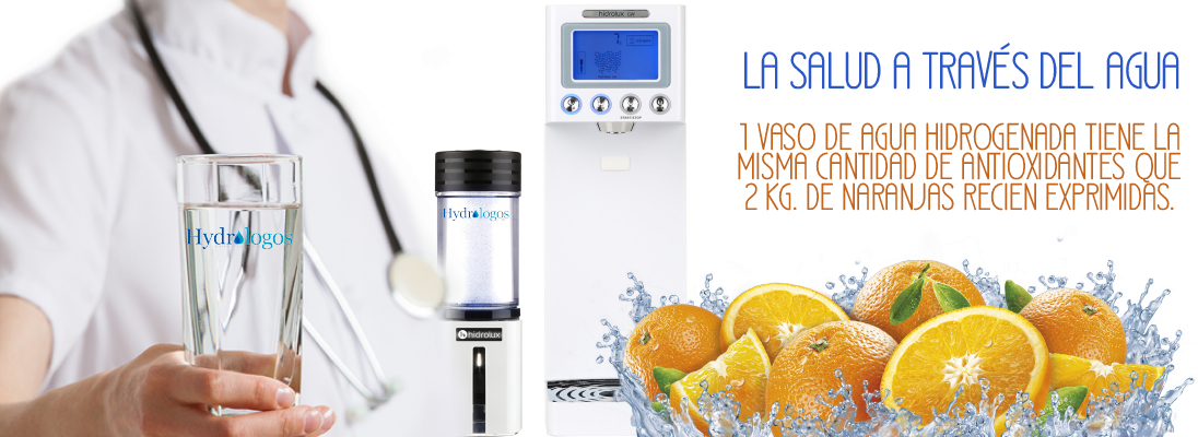 Hidrogenador de agua Valencia