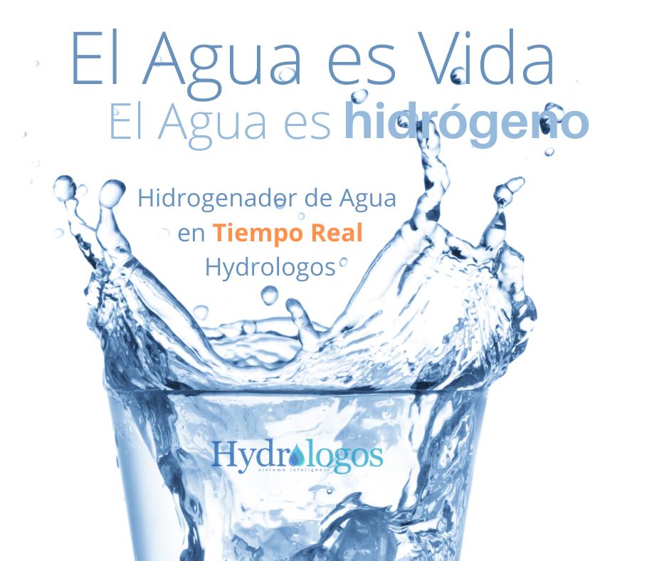 Hidrogenador de agua Hydrologos Valencia