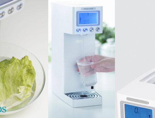 Hidrogenador de agua Premium