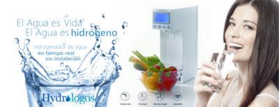 Hidrogenador de agua Hydrologos