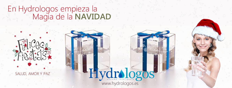 Agua Alcalina Ionizada Hydrologos