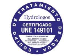 NORMA UNE 149101 HYDROLOGOS