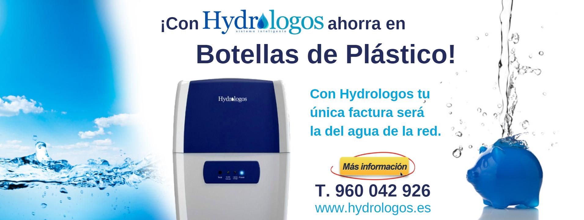 Hydrologos purificador de agua valencia